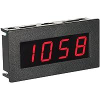 KKmoon Alta Precisión Tacómetro con 0.56 Pulgada 4 Dígitos LED,Medición RPM 5-9999R/M DC 8-15V