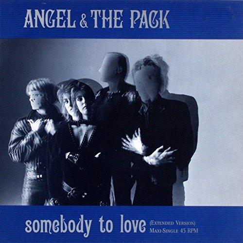 Somebody to love (1986) [Vinyl Single]