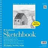 Best Strathmore Kid Art Supplies - Strathmore Enfants Sketchbook 12X12 Review