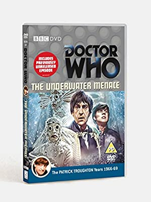 Doctor Who - The Underwater Menace [DVD] [1967]