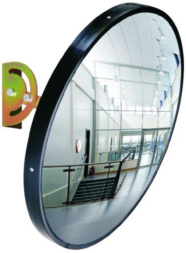 Elro Mirror45 Überwachungsspiegel, Durchmesser ca. 45 cm, Schwarz