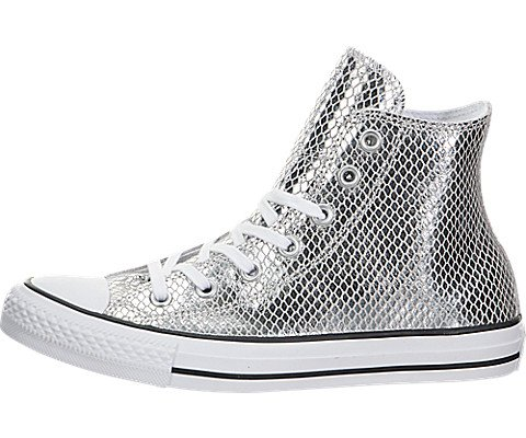 converse-damen-ctas-hi-lauflernschuhe-sneakers-silber-silver-black-white-375-eu