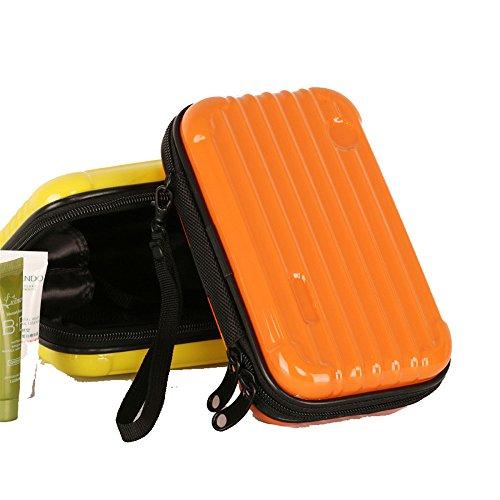 ANNE , Damen Kofferorganizer, orange