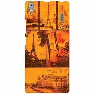 Lenovo K3 Note PA1F0001IN Back Cover ( Designer Printed Hard Case)