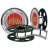 Tischdeko Filmstreifenrolle mit 4,6 m Film