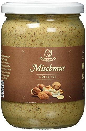 Eisblümerl Bio Mischmus 5 Sorten, 2er Pack (2 x 500 g) -