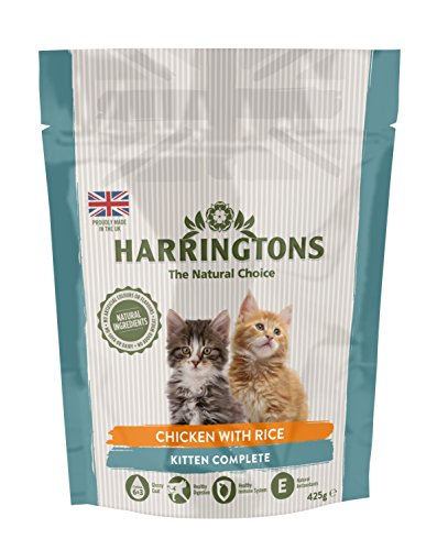 HARRINGTONS Kitten Food Complete 425 g, Pack of 5 1