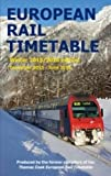 European Rail Timetable Winter 2015-2016