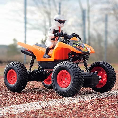 Germanseller RC ferngesteuertes Motorrad 2064 ATV Quad Bike Kinder Geschenk Spielzeug & Akku