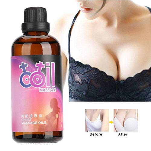 Bust Öl, Breast Öl Breast Beauty Ätherisches Öl Entwickelt für Frauen Schnelle permanente Straffung Lifting Chest Firming Lifting Chest 100ML - Beauty Breast