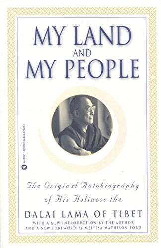My Land And My People por His Holiness The Dalai Lama