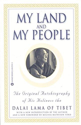 My Land and My People: The Original Autobiography of His Holiness the Dalai Lama of Tibet par The Dalai Lama
