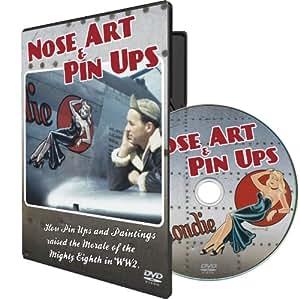 Nose Art and Pin Ups DVD