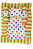 Portia cotton orange apple bedding set (...