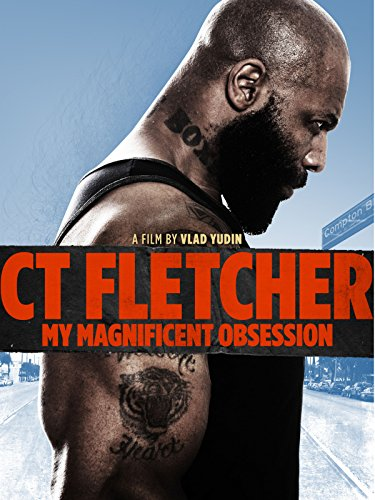 CT Fletcher: My Magnificent Obsession Cover