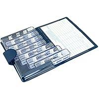 Medidos Pillen-Tablettenbox für 7 Tage | 7 einzelne Pillendosen für jeden Tag der Woche | Wochenset in azurblauem... preisvergleich bei billige-tabletten.eu