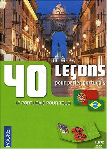 COFF 40 LECONS PARLER PORTUGAI