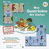 RECREALIRE Mon quatrimino des alphas - la methode de Lecture Les alphas GS-CP