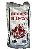 Carbone Argentino per Barbecue Industria Argentina Sacco da 10 kg - Alta Qualità