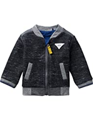 Noppies B Cardigan Sweat Rev Clyde, Gilet Bébé Garçon