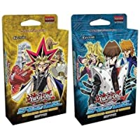 Yu-Gi-Oh! SS01/SS02 Speed Duel Starter Decks Set of 2-Destiny Masters and Duelists of Tomorrow