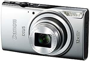 Canon IXUS 275 HS Fotocamera Compatta Digitale,, 20.2 MP, Argento