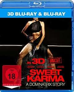 Sweet Karma - A Dominatrix Story in 3D - Uncut [3D Blu-ray]