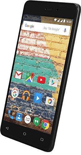 Archos Neon 45b 8GB - Smartphone  SIM doble  Android  MicroSIM  EDGE  GPRS  GSM  HSPA   WCDMA  Micro-USB B