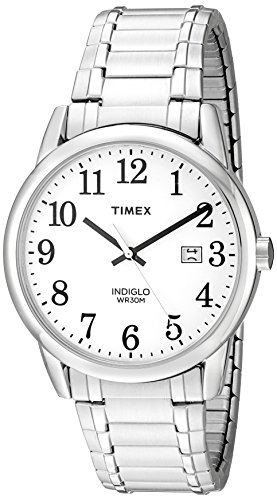 Timex TW2P813009J Easy Reader Analog Watch For Unisex