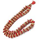 BOXO Diwali Gift Items for Grand Parents Rudraksha Mala for Jaap, 20 Grams, Pack of 1