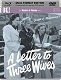 A Letter to Three Wives (1949) [Masters of Cinema] Dual Format (DVD & Blu-ray)