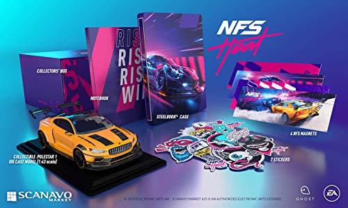 Need for Speed Heat - Ultimate Edition - [Enthält kein Spiel]