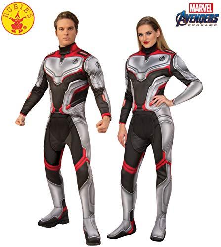 Rubie's Offizielles Avengers Endgame Team-Anzug, Deluxe Erwachsene Herren Kostüm (Avengers Kostüm Männer)