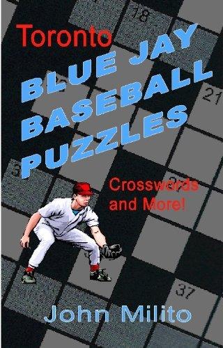 Toronto Blue Jays Baseball Puzzles (MLB Baseball) by John Milito (January 19,2012)