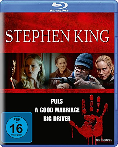 Stephen King Collection [Blu-ray] (Stephen King Tv-serie)