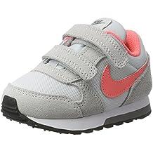 Nike Md Runner 2 (Tdv), Zapatillas para Niñas