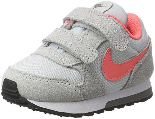 Nike MD Runner 2 (TDV), Chaussures de Tennis Fille