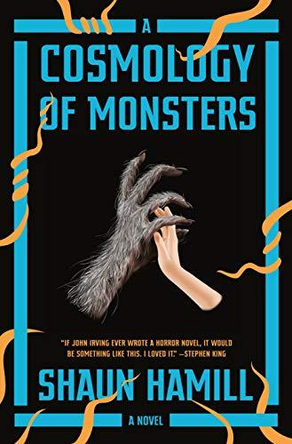 El Relato del Monstruo de Shaun Hamill