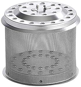 Lotus Grill G-HB2-D115 Réservoir à charbon Gris 13,8 x 14 x 12,6 cm