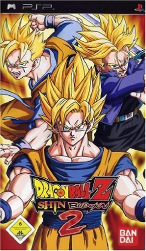 Dragonball Z - Shin Budokai 2 (Ball Dragon Psp Z)