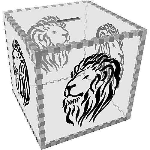 Azeeda Grande 'Cabeza León' Caja Dinero / Hucha MB00020506