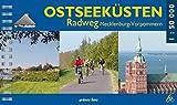 Ostseeküsten-Radweg Mecklenburg-Vorpommern (Radfernwege) - Axel von Blomberg, Kai-Uwe Thiessenhusen