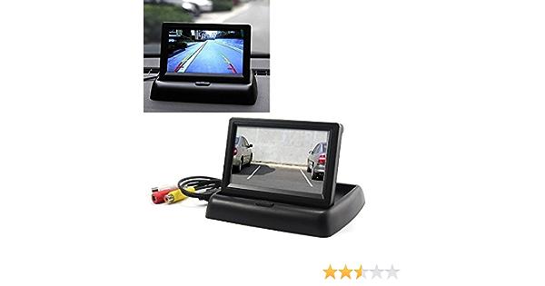 Ympa 12 7 Cm 5 Zoll 5 0 Inch Tft Lcd Video Monitor Elektronik
