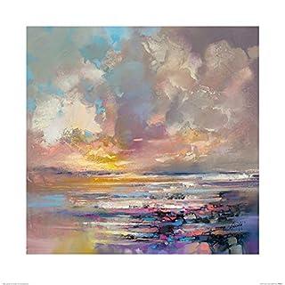 Art Group The Scott Naismith (Radiant Energy) -Art Print 60 x 60cm, Paper Multicoloured, 60 x 60 x 1.3 cm