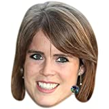 Celebrity Cutouts Princess Eugenie Of York Celebrity Mask, Card Face And Fancy Dress Mask