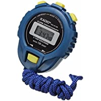 Digital Handheld Sports Stopwatch Stop Watch LCD Timer Alarm Counter EB4U UK