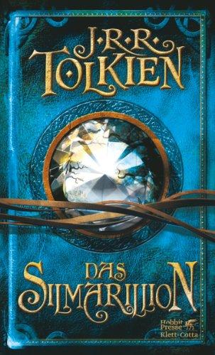 Buchseite und Rezensionen zu 'Das Silmarillion' von J.R.R. Tolkien