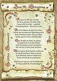 Geschenk 80. Geburtstag Gedicht Präsent Jubiläum