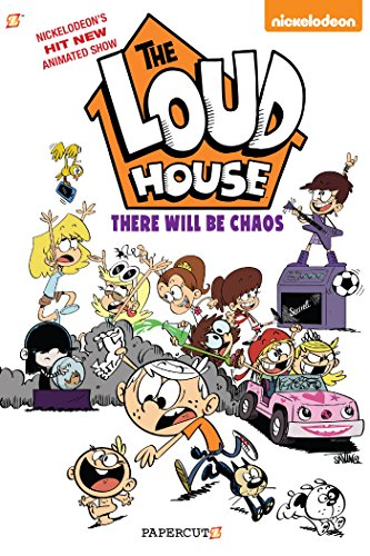 PDF DOWNLOAD The Loud House #1: There Will Be Chaos [Ebook