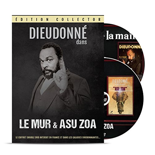 Preisvergleich Produktbild Dieudonné Le Mur + Asu Zoa 2014